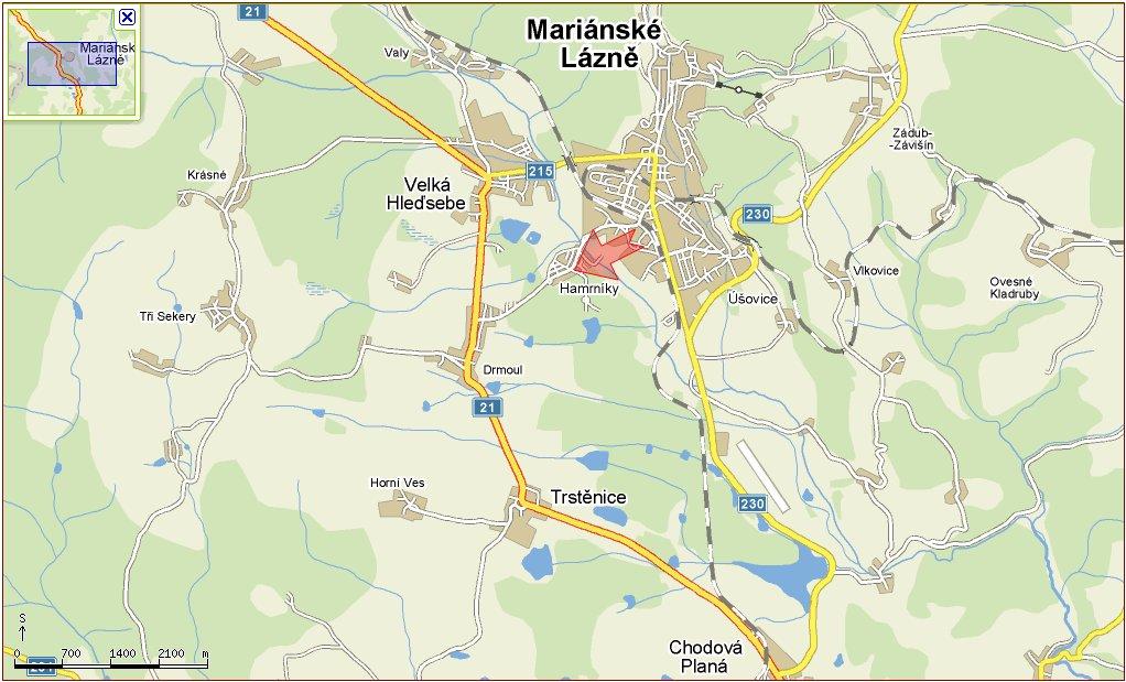 Marianske Lazne Cz Bed And Breakfast Villa Maj B B Accommodation